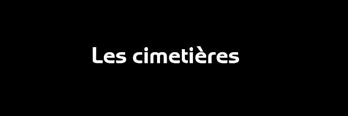 cimetieres