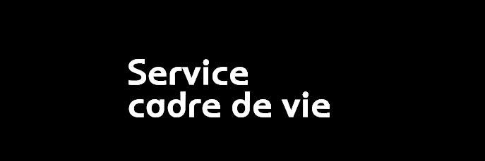 servicecadredevie