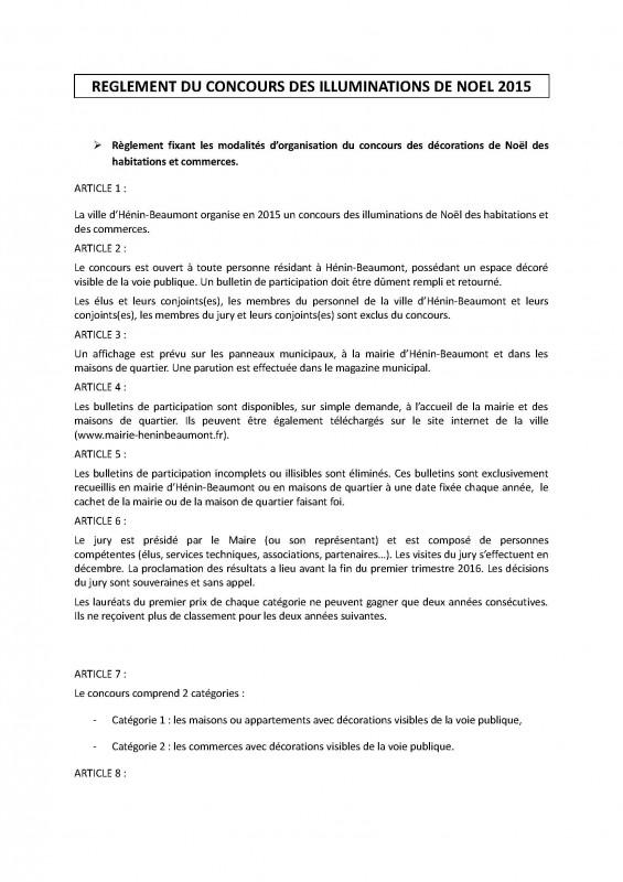 REGLEMENT DU CONCOURS DES ILLUMINATIONS DE NOEL version définitive_Page_1